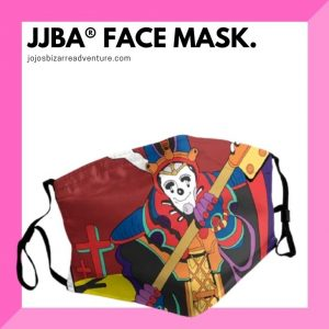 Avatar The Last Airbender Face Mask