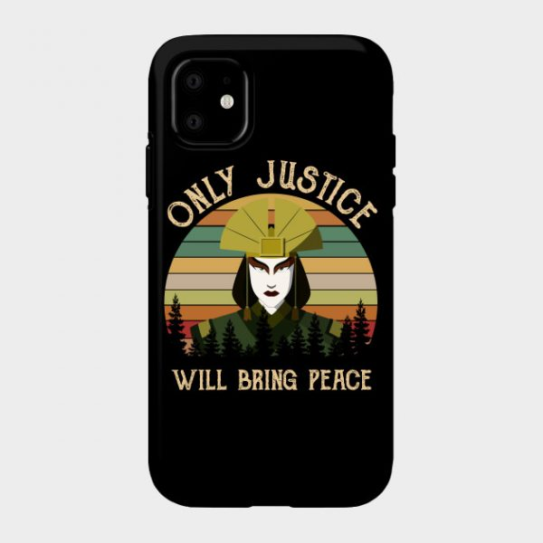 Avatar Kyoshi Only Justice Will Bring Peace Vintage