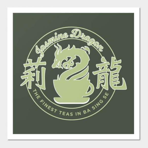 Jasmine Dragon Tea Shop