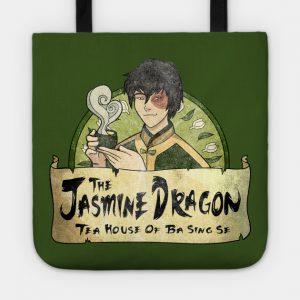 Zuko Uncle iroh the jasmine dragon