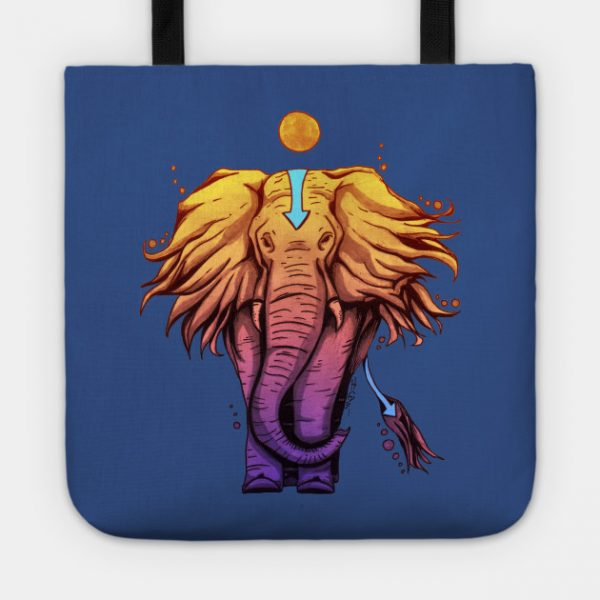 Elephant Elemental - Avatar State