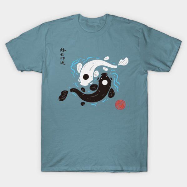 Yin-Yang Koi Fish