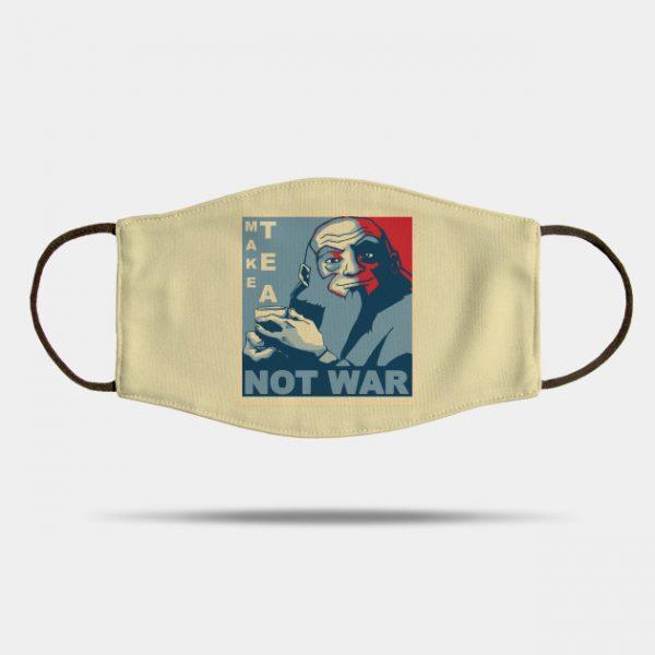Avatar Iroh - Make Tea Not War