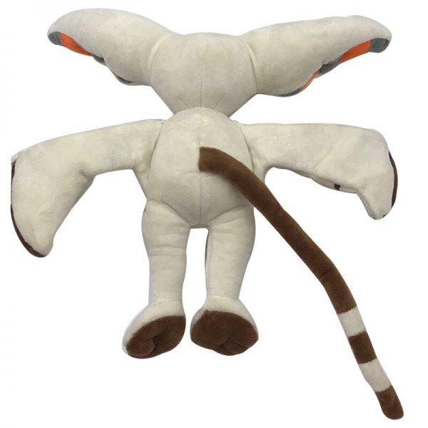 1pcs 28cm Kawaii Avatar The Last Airbender Appa Momo Plush Toys Doll Anime Momo Plush Avatar 1 - Avatar The Last Airbender Merch