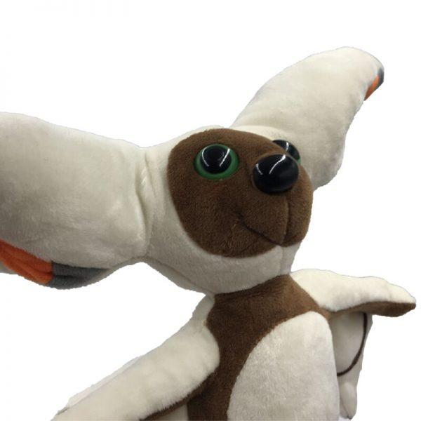 1pcs 28cm Kawaii Avatar The Last Airbender Appa Momo Plush Toys Doll Anime Momo Plush Avatar 3 - Avatar The Last Airbender Merch