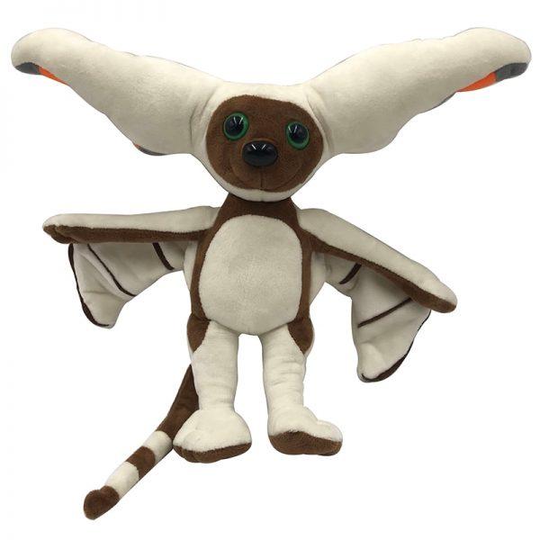 1pcs 28cm Kawaii Avatar The Last Airbender Appa Momo Plush Toys Doll Anime Momo Plush Avatar - Avatar The Last Airbender Merch