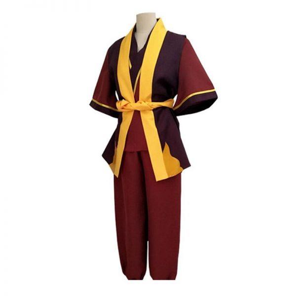 2020 Avatar The Last Airbender Prince Zuko Cosplay Costume Anime Custom Made Uniform 2 - Avatar The Last Airbender Merch
