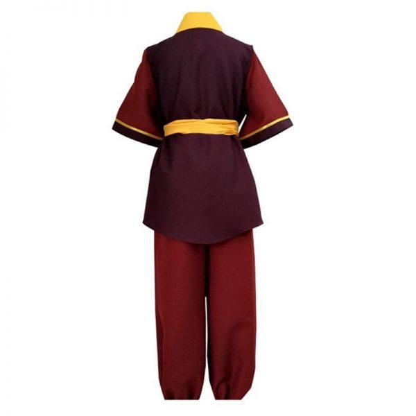 2020 Avatar The Last Airbender Prince Zuko Cosplay Costume Anime Custom Made Uniform 4 - Avatar The Last Airbender Merch