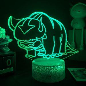 Anime Avatar The Last Airbender 3D LED Lamp Aang Zuko Iroh Toph Beifong Suki Figure Nightlight 2.jpg 640x640 2 - Avatar The Last Airbender Merch