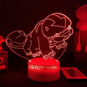 Anime Avatar The Last Airbender 3D LED Lamp Aang Zuko Iroh Toph Beifong Suki Figure Nightlight 3.jpg 640x640 3 - Avatar The Last Airbender Merch