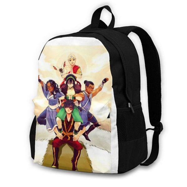 Avatar o ltimo airbender mochilas poli ster campus adolescente mochila grandes sacos doces 11.jpg 640x640 11 - Avatar The Last Airbender Merch