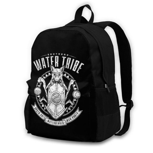 Avatar o ltimo airbender mochilas poli ster campus adolescente mochila grandes sacos doces 13.jpg 640x640 13 - Avatar The Last Airbender Merch