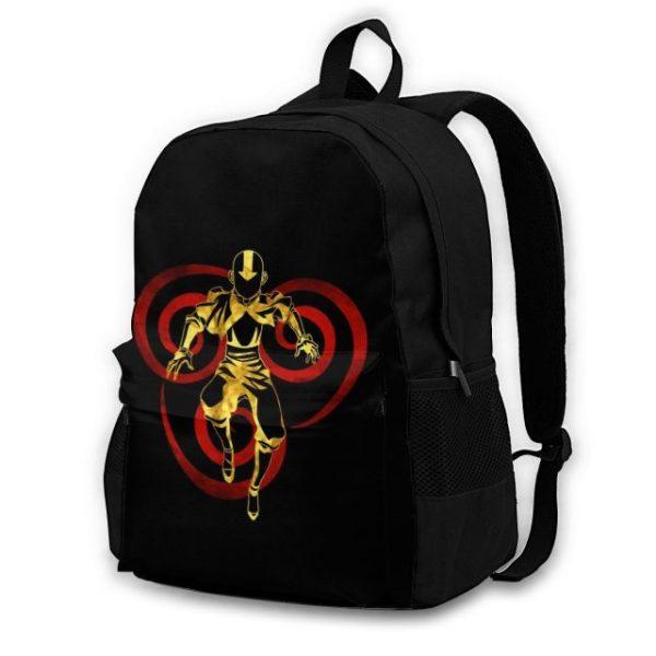 Avatar o ltimo airbender mochilas poli ster campus adolescente mochila grandes sacos doces 7.jpg 640x640 7 - Avatar The Last Airbender Merch