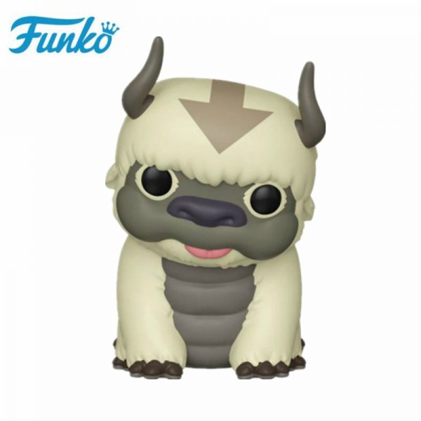Funko Pop Avatar The Last Airbender 540 Appa Action Figures Toys Collection Model Vinyl Doll Gifts 1 - Avatar The Last Airbender Merch