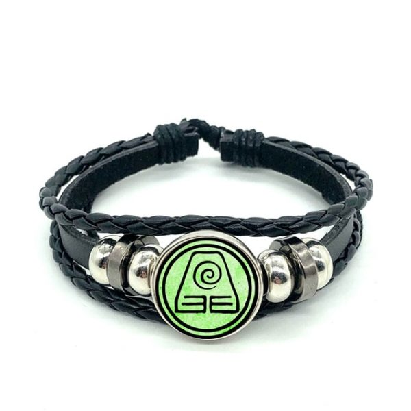New Avatar The Last Airbender Bracelet Kingdom Jewelry Air Nomad Fire And Water Tribe Dome Glass 1.jpg 640x640 1 - Avatar The Last Airbender Merch