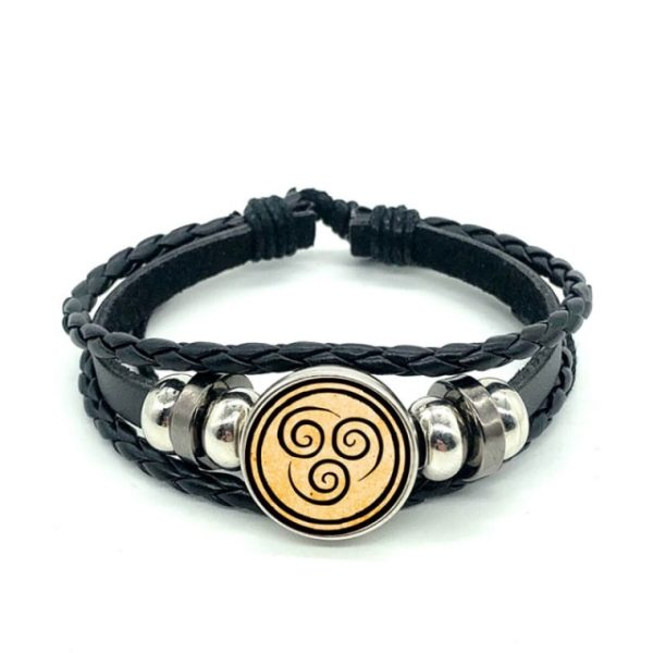 New Avatar The Last Airbender Bracelet Kingdom Jewelry Air Nomad Fire And Water Tribe Dome Glass 3.jpg 640x640 3 - Avatar The Last Airbender Merch