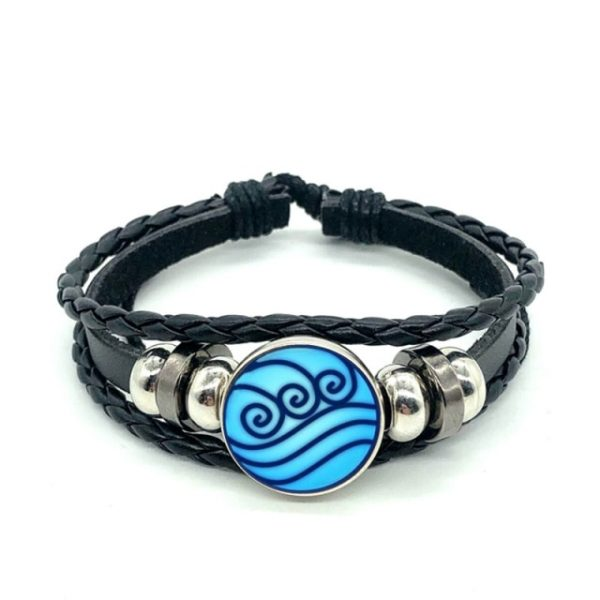 New Avatar The Last Airbender Bracelet Kingdom Jewelry Air Nomad Fire And Water Tribe Dome Glass 4.jpg 640x640 4 - Avatar The Last Airbender Merch