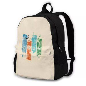 Avatar The Last Airbender Backpack: Azula Backpack (Copy)