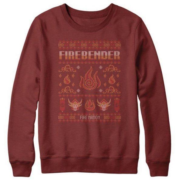 sweatshirt - Avatar The Last Airbender Merch