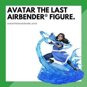 Avatar The Last Airbender Figures