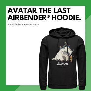 Avatar The Last Airbender Hoodie