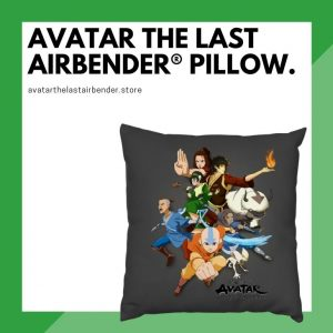 Avatar The Last Airbender Pillows