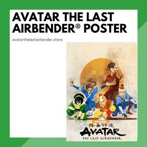 Avatar The Last Airbender Posters