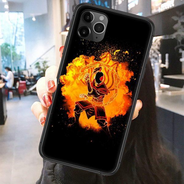 Avatar The Last Airbender Appa Phone Case Cover Hull For iphone 5 5s se 2 6 5 - Avatar The Last Airbender Merch