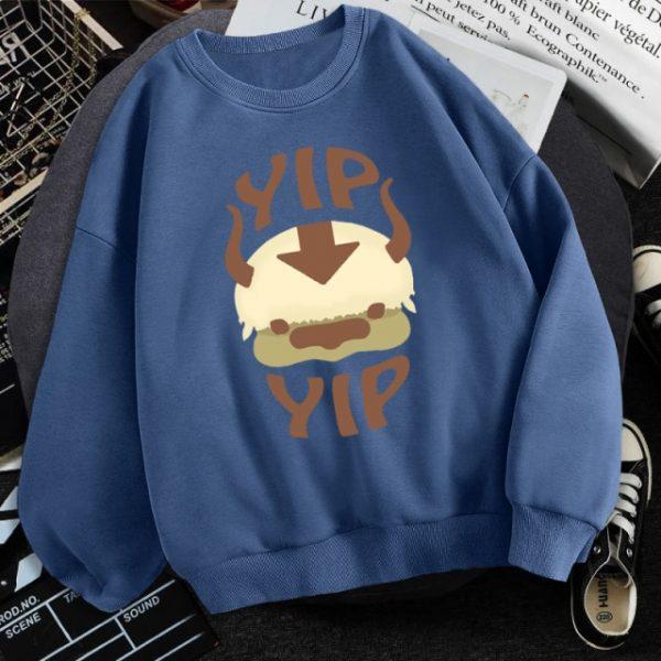 Man 2021 New Fleece Sweatshirts Avatar The Last Airbender Harajuku Loose Streetwear Top Autumn Spring O 17.jpg 640x640 17 - Avatar The Last Airbender Merch