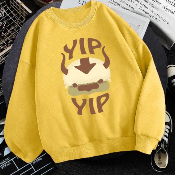 Man 2021 New Fleece Sweatshirts Avatar The Last Airbender Harajuku Loose Streetwear Top Autumn Spring O 27.jpg 640x640 27 - Avatar The Last Airbender Merch